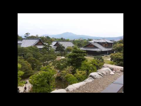 KYOTO  - JAPAN OLD CAPITAL - TEMPLES SHRINES VIDEOs