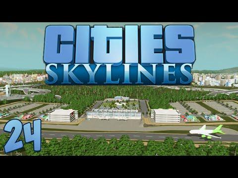 Cities Skylines 24 Stadium Parks