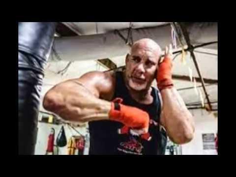 Bill Goldberg Workout WrestleMania