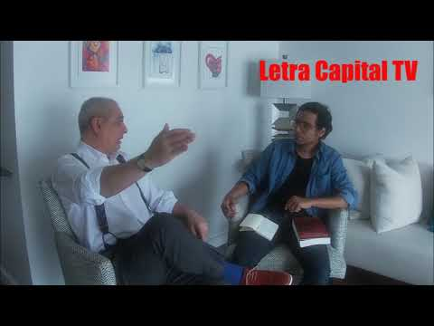 LETRA CAPITAL: Jorge Eduardo Benavides  (entrevista)