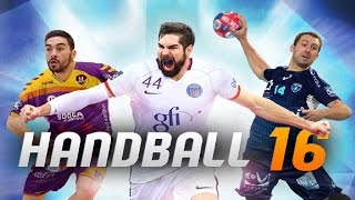 Handball 16 Gameplay Xbox360 HD 1080p