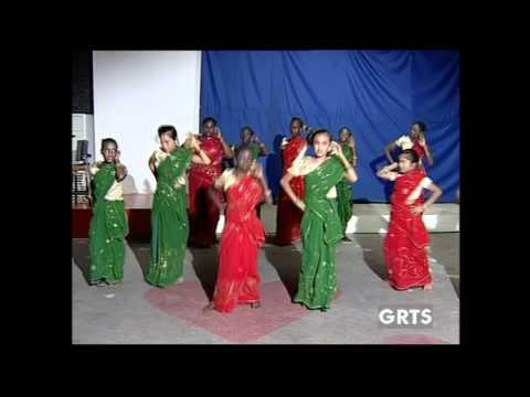 YWAM Chief Cornerstone Art Team The Gambia Part1