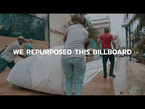 Reusable Billboard ( #VallaReusable)