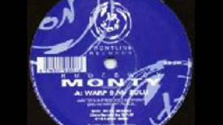 Rude Bwoy Monty - Warp 9 Mr Zulu
