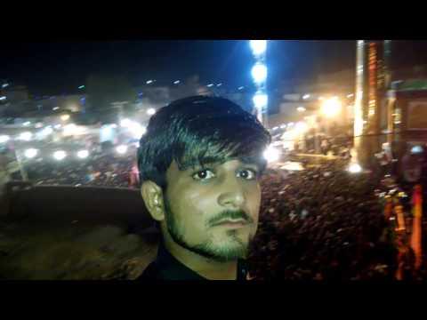 Karbala Rohri . 09 Muharram @ Rohri2016 17..By Chachar Zohaib Hussain Reti City . Mob.03053233146