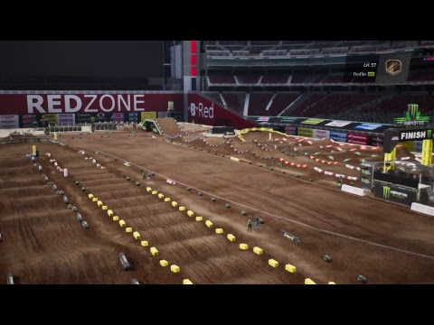 Monster energy supercross the game online racing