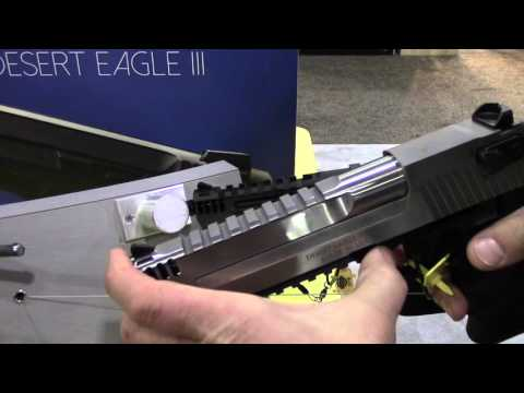 New Desert Eagle Models from Magnum Research - 2016 SHOT Show streaming vf