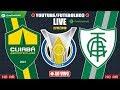 CUIABÁ 0X2 AMÉRICA-MG | BRASILEIRÃO SÉRIE B 2019 | 35ª RODADA | 11/11/2019