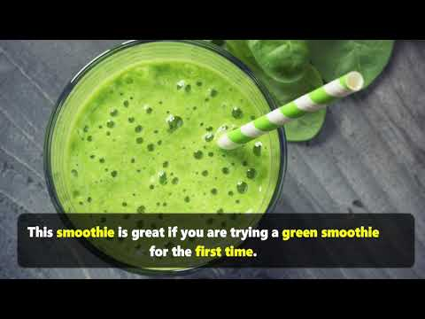 Weight Loss Smoothie Recipes To Lose Weight Fast! Natural Remedies 1