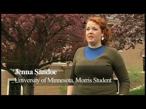 University of Minnesota Morris American College and University Presidents Climate Commitment Video