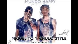 Dos Tragos - Miguelito Y Chulo Style (Prod Jeii K El Imparable) LNB Record