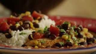 Chicken Recipes - Southwest-Style Chicken