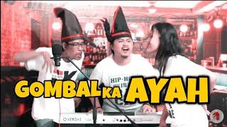 GOMBAL ka AYAH - Musisi Jenaka Makassar ( Official Music Video )