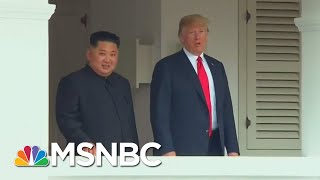 President Trump Shuns Allies & Predicts 'Terrific' North Korea Relationship | The 11th Hour | MSNBC