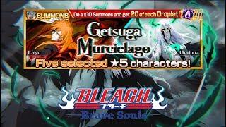 Bleach: Brave Souls - [#250] 250 Spirit orbs. Getsuga X Murcielago