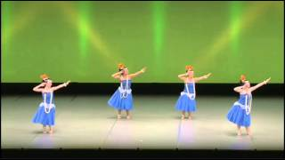 2014 フラガールズ甲子園 課題曲 - 鹿児島県立喜界高等学校
