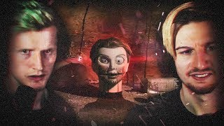 CAN YOU GUYS SCARE US? | Try Not To Get Scared (FAN SUBMISSIONS)