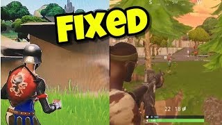 Texture bug Fortnite fixed (100% working 2018)