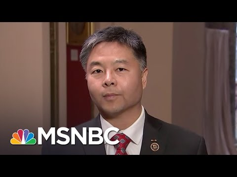 Thumbnail: Rep. Ted Lieu On President Trump's Wiretapping Claims: We Have A 'Ridiculous' President | MSNBC