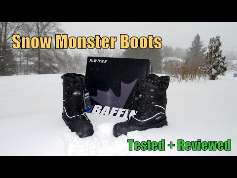 Baffin Snow Monster Boots Tested + Reviewed