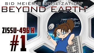 Civilization: Beyond Earth - ARC - #1
