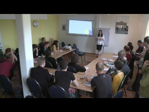 Introduction to Finnish - Irina Pravet at the Polyglot Gathering 2015