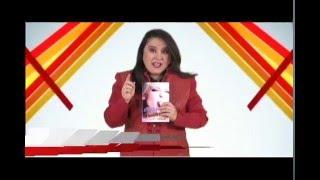 Ale Velasco en CON PASIÓN el amor puesto en acción y su libro Sumisa yo!