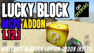 New Apps Like Lucky Block for MCPE Addon Recommendations