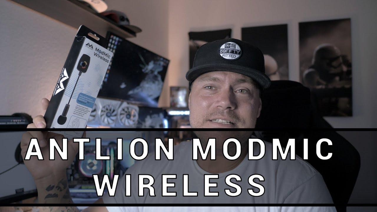 KRASS!!! Das BESTE Wireless Mikrofon - ANTLION MODMIC Wireless
