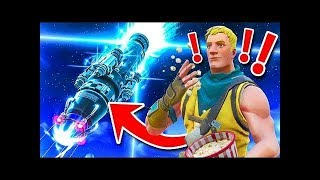 FORTNITE NINJA REACTS TO ROCKET LAUNCH - #16