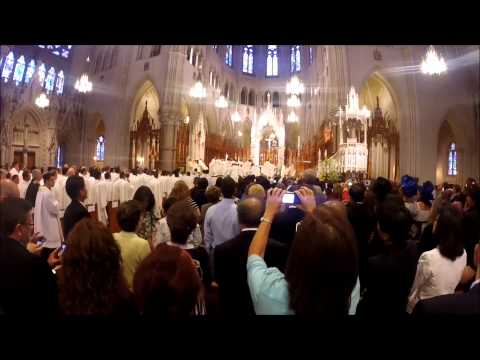 Ordination at Cathedral Basilica of the Sacred Heart