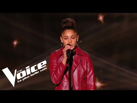 Robyn - Dancing On My Own  | Mylène | The Voice 2019 | Blind Audition