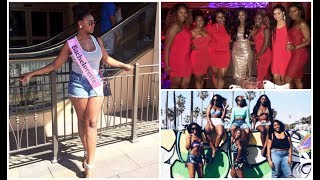 Vlog | LA + Vegas Bachelorette Weekend!! #IssaBadBach - IfyYvonne
