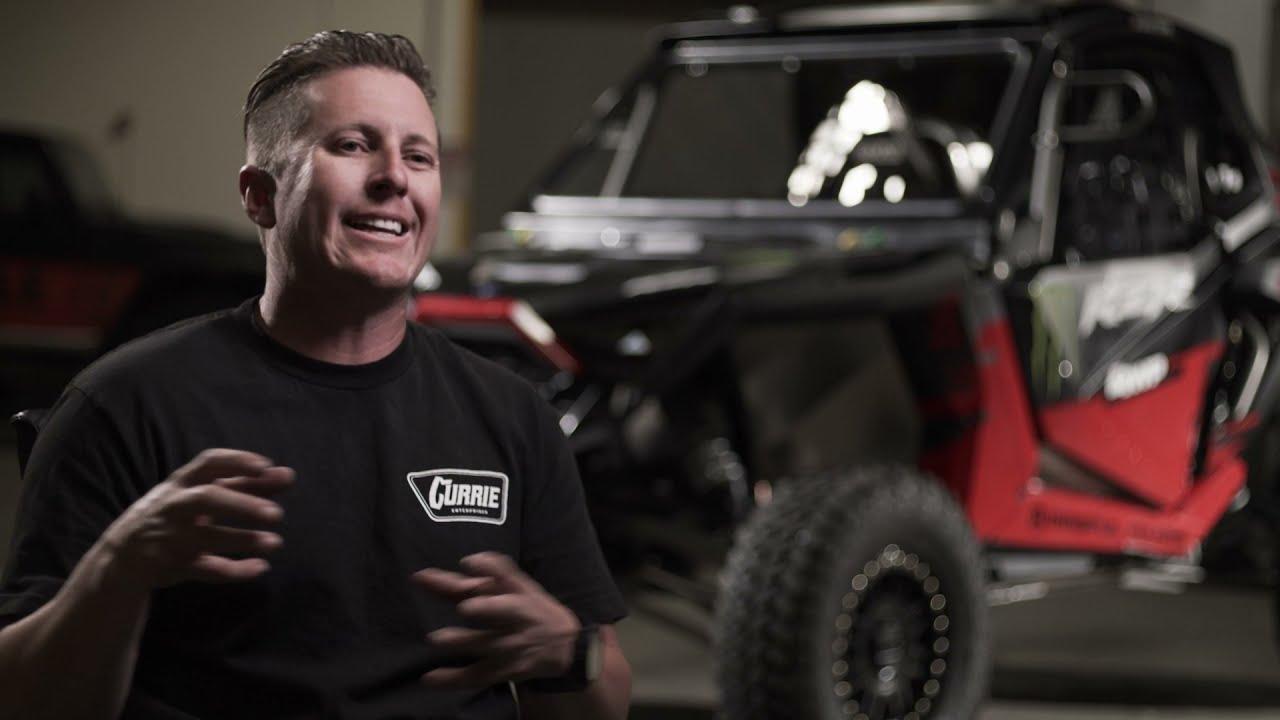 Casey Currie | Beyond the Dirt | Polaris RZR®