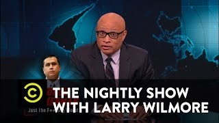 The Nightly Show - George Zimmerman's Shocking Gun Auction
