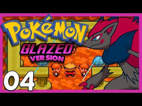 Pokemon Glazed (Hack) Episode 4 Gameplay Walkthrough w/ Voltsy