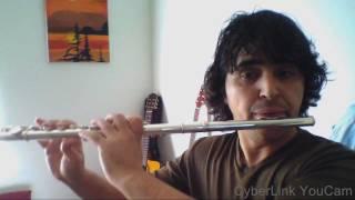 afghan music Pashto free flute lesson 3