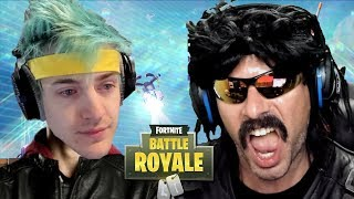Baby DisRespect comes on Doc's Stream and Funny Moments on PUBG + Fortnite! thumbnail