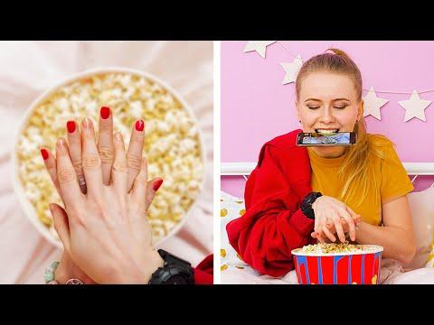 TRUCCHI PER VIDEO VIRALI || Trucchi per Tik Tok e Instagram e Tante Idee fai-da-te da 123 GO!