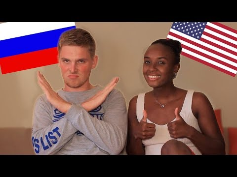 Top 5 Things in America that are not okay in Russia