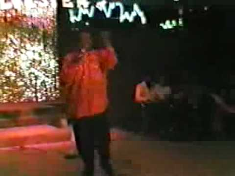 Sylvester - Takin Love Into My Own Hands live at 1470 West