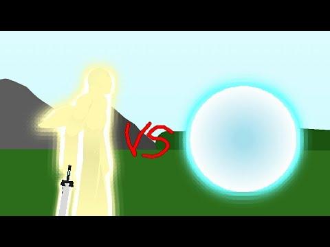 SCP-3812 Vs SCP-001 [Stick Nodes] Animation