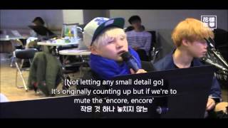 Gambar cover [ENG] Practice Never Mind cut - BTS 2015 live HYYH on stage