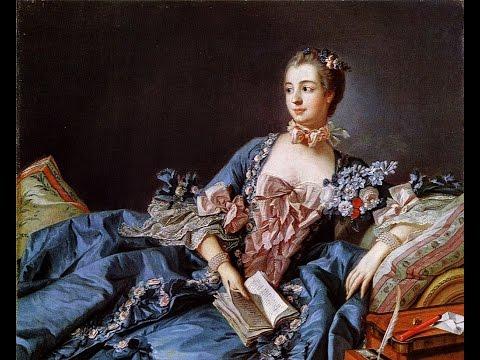 MADAME POMPADOUR (Año 1721) Pasajes de la historia (La rosa de los vientos)