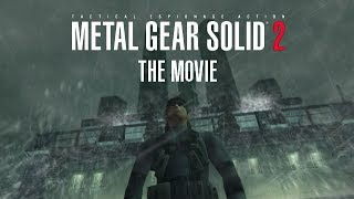 Metal Gear Solid 2   The Movie HD Full Story