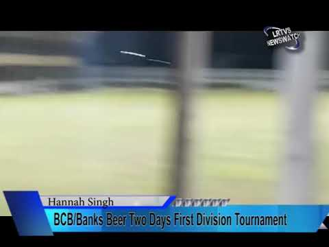 bcb/banks-beer-two-days-first-division-tournament