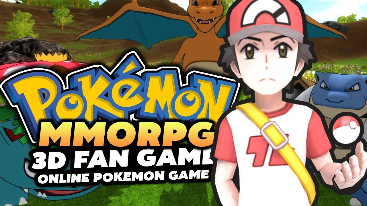 how to make a mmorpg pokemon game youtube