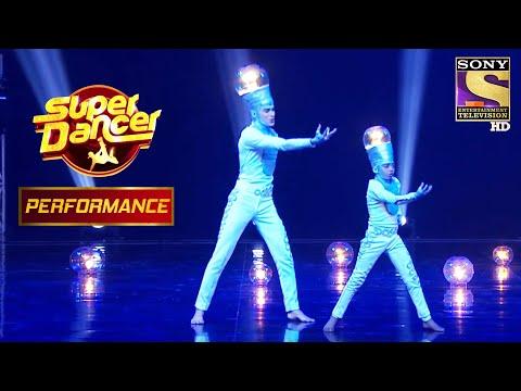 Pritam's 'Lighten-ing' Performance Stuns Jackie Shroff | Super Dancer Chapter 3