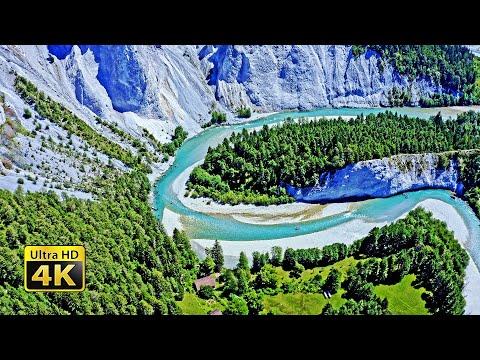 4K Splendors of Switzerland - 4K Video Ultra HD