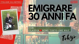 Emigrare 30 anni fa dall'altra parte del mondo: 4 Chiacchiere Live